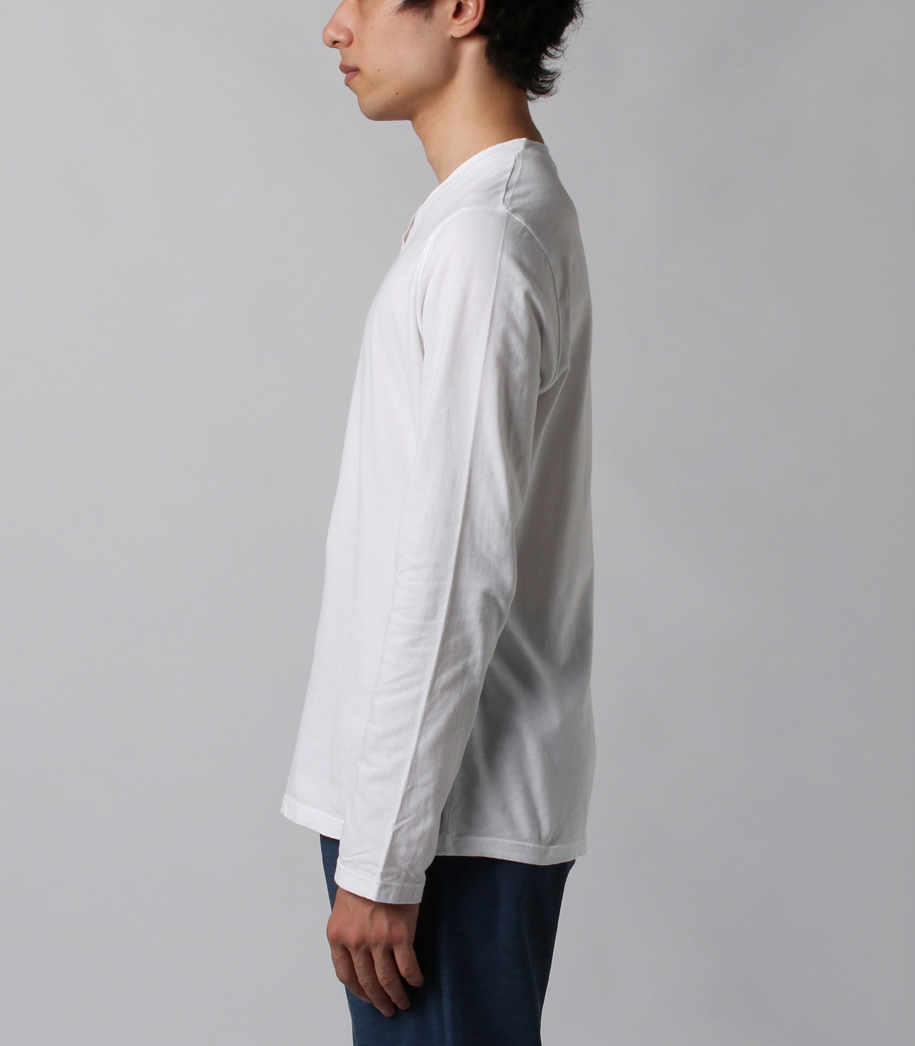 Ryan (new basic line) sanded jersey 詳細画像 granite 3