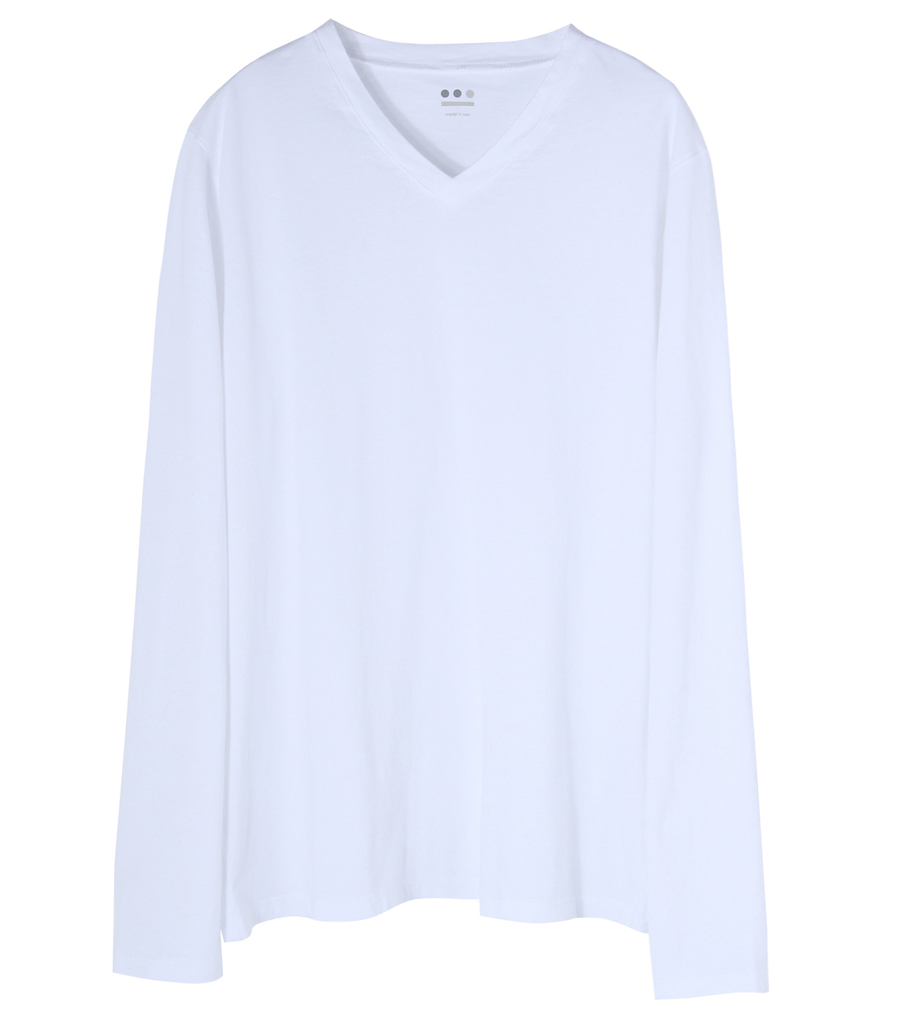 Ryan (new basic line) sanded jersey 詳細画像 white 1