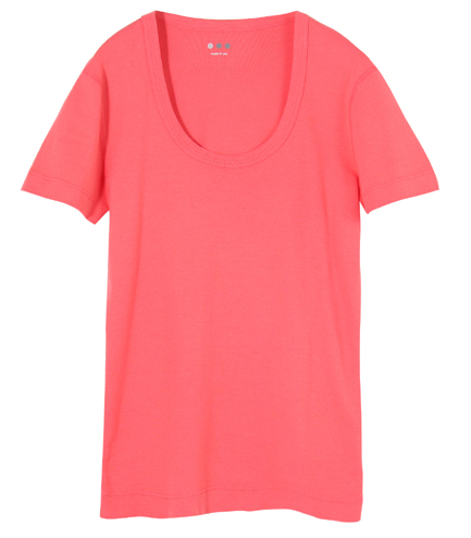 cotton knits s/s jessica tee
