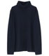 Men's sanded jersey turtleneck 詳細画像