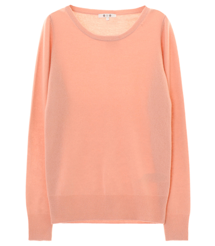 washable cashmere l/s crew neck