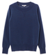 warm cotton l/s crew neck 詳細画像