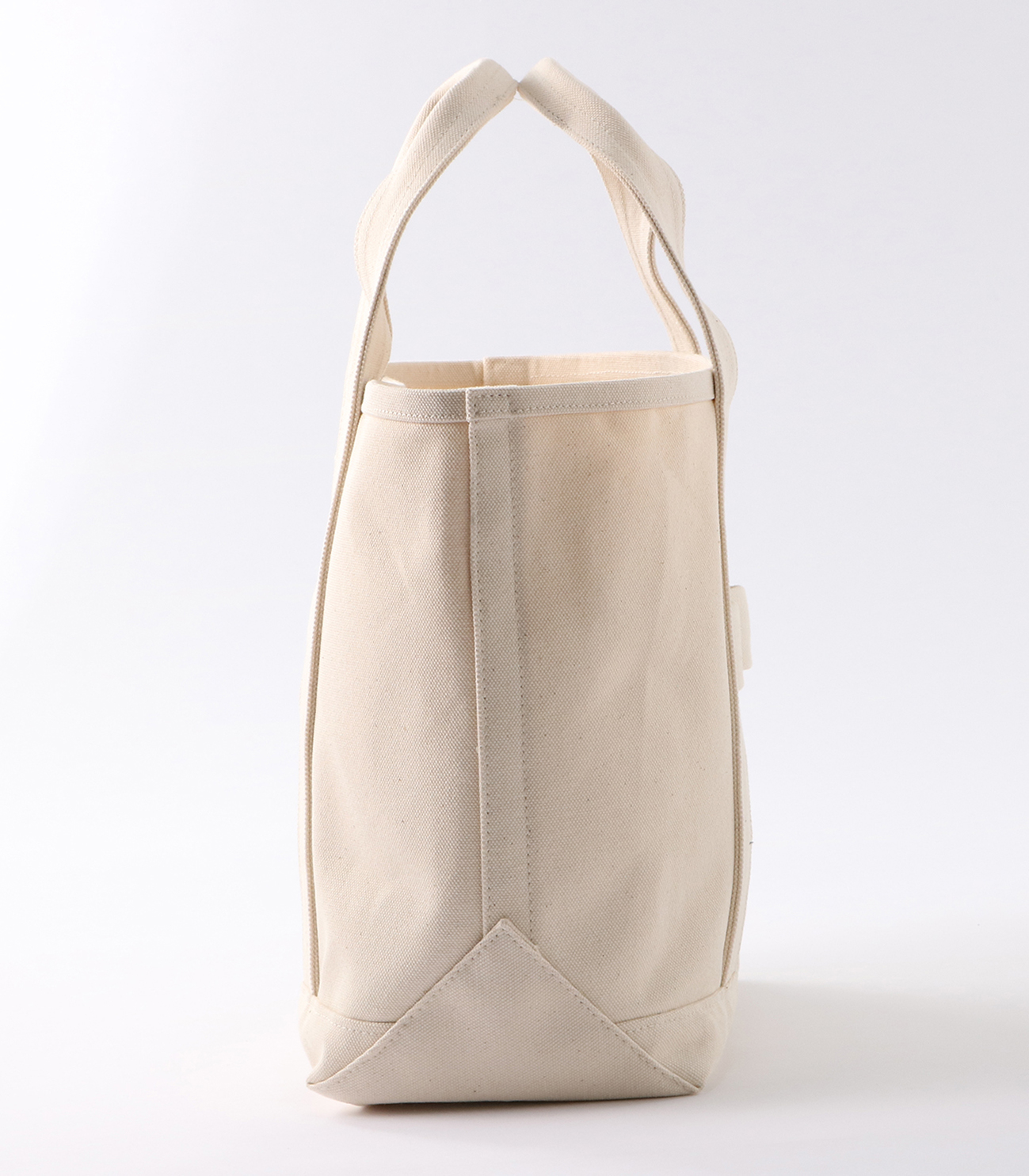 middle tote bag 詳細画像 white 2