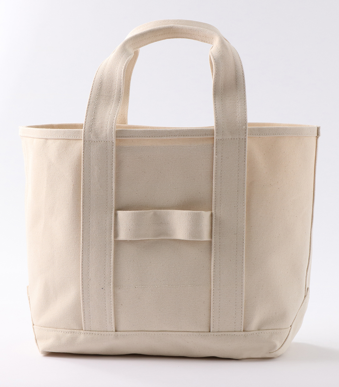 middle tote bag 詳細画像 white 3
