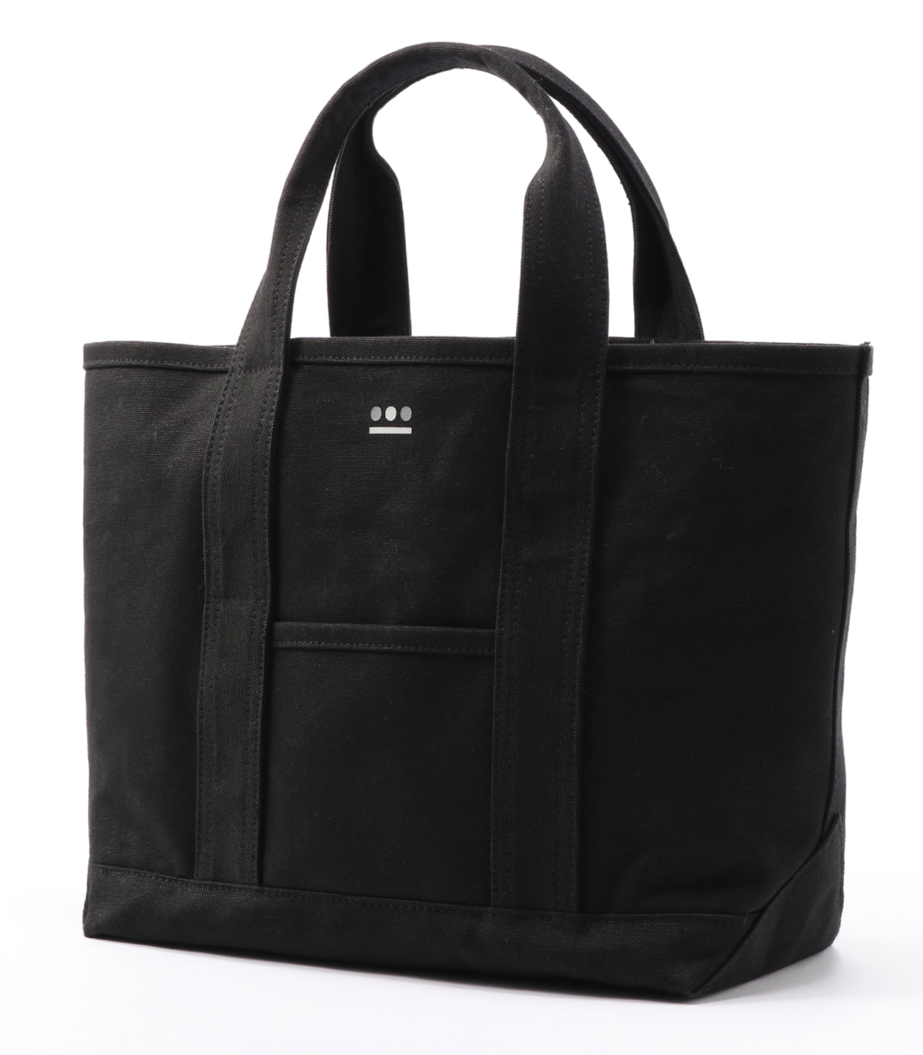 middle tote bag 詳細画像 black 1