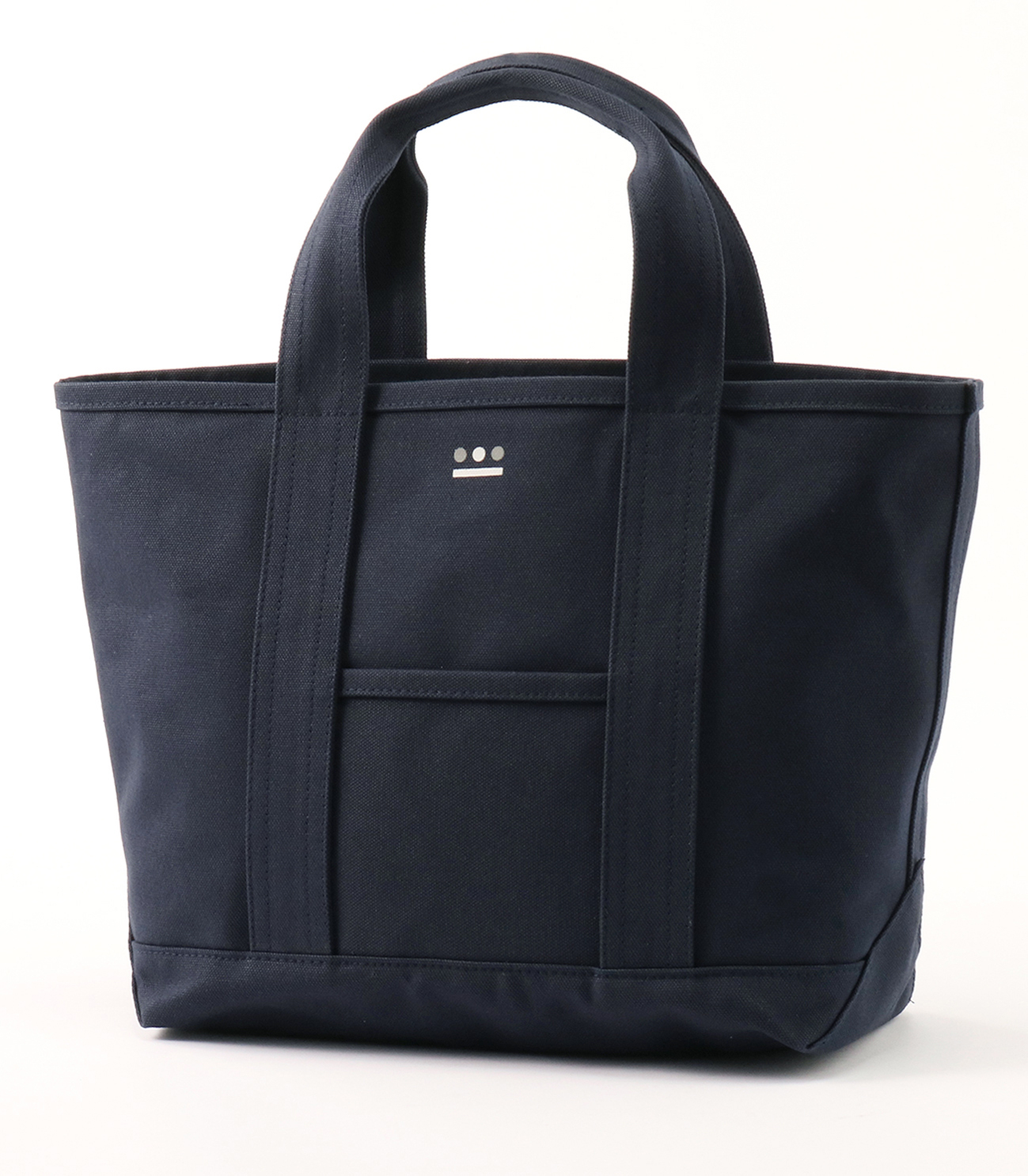 middle tote bag 詳細画像 navy 1