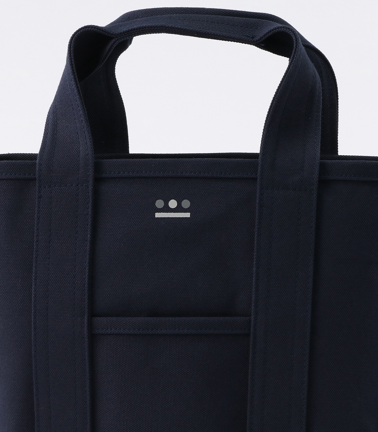 mini tote bag 詳細画像 navy 4