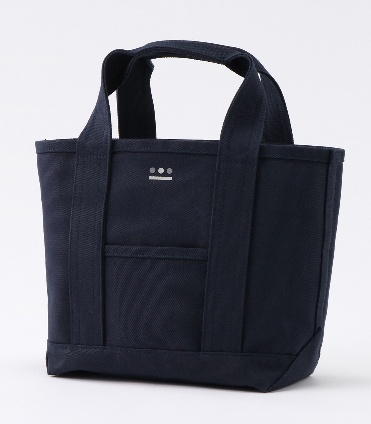 mini tote bag 詳細画像 navy 1