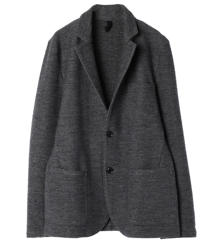 top jersey tailored jacket