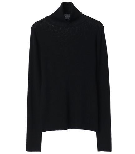 merino superfine l/s turtle neck