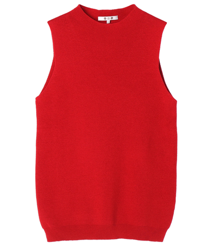outlast sweater sleeveless top