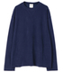 inter lock l/s crewneck po 詳細画像