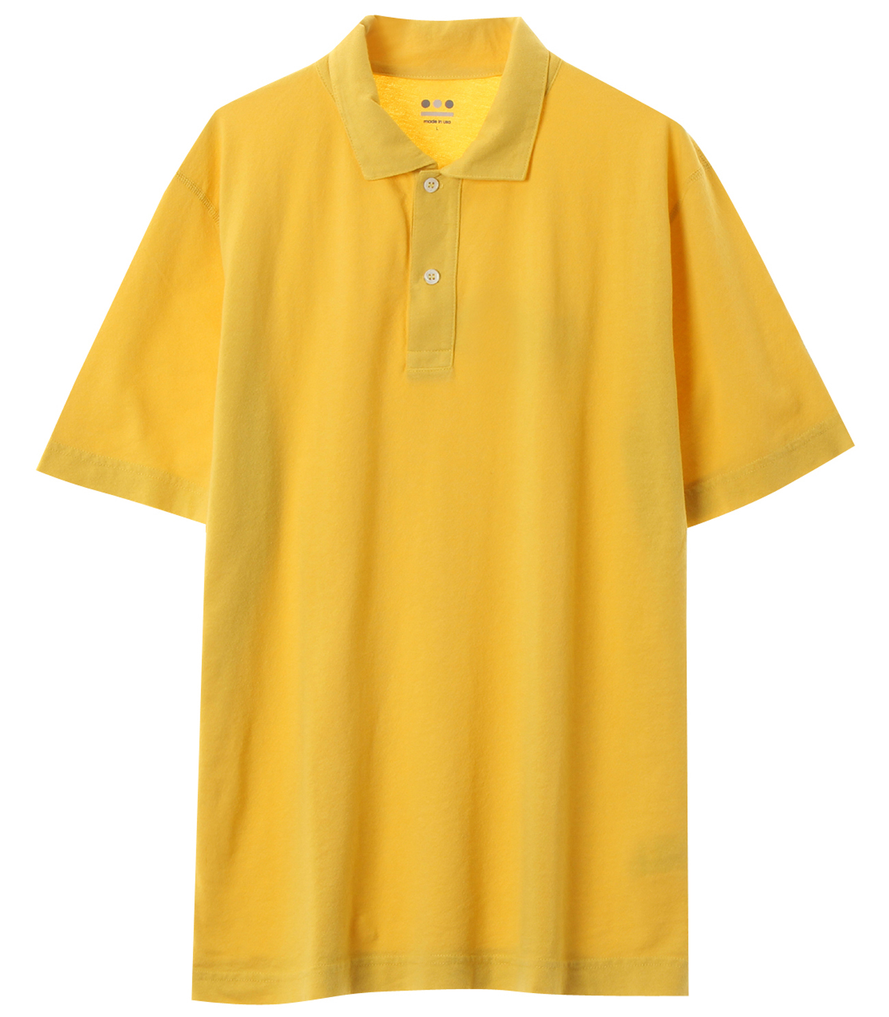 short slv polo 詳細画像 sunflower 1
