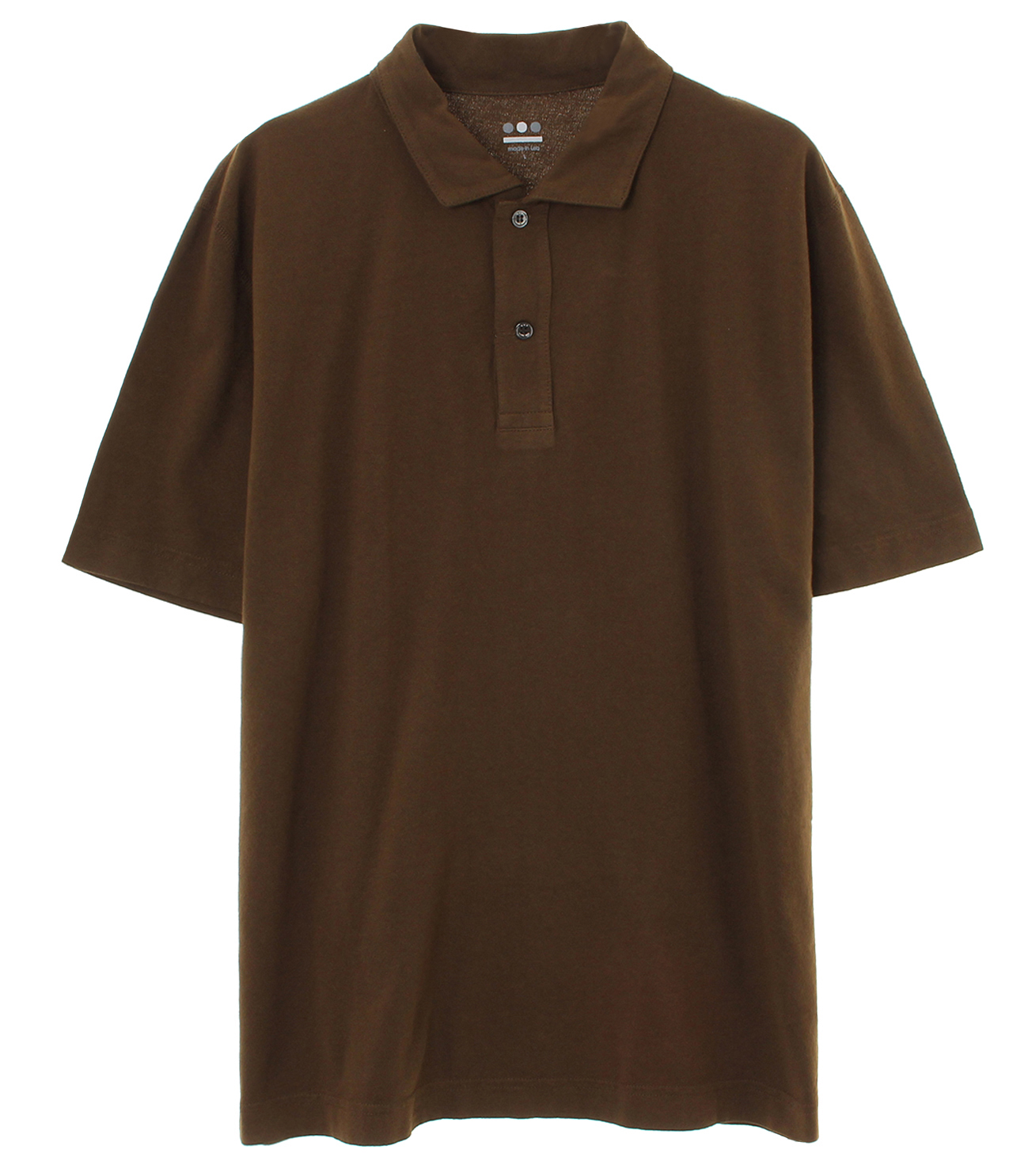 short slv polo 詳細画像 olive brunch 1