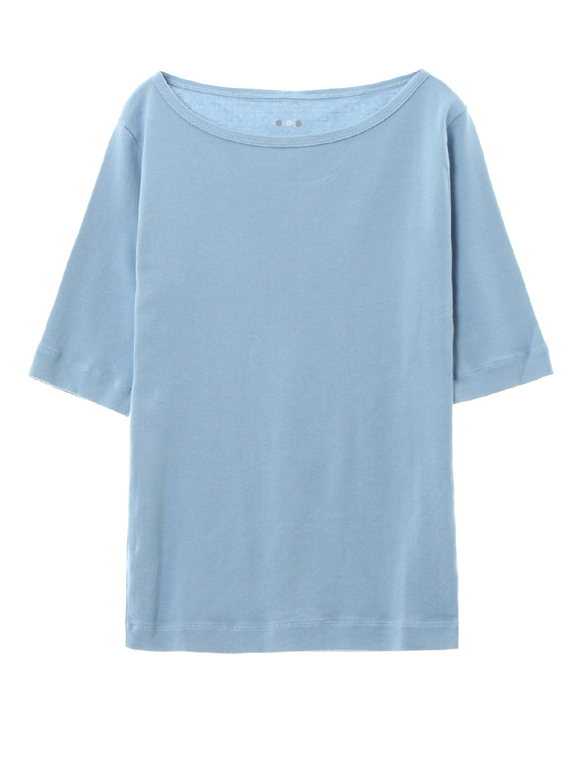 herritage knits elbow sleeve tee