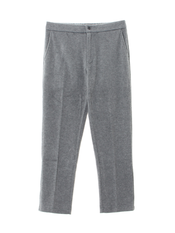 men's brushed shaggy pant