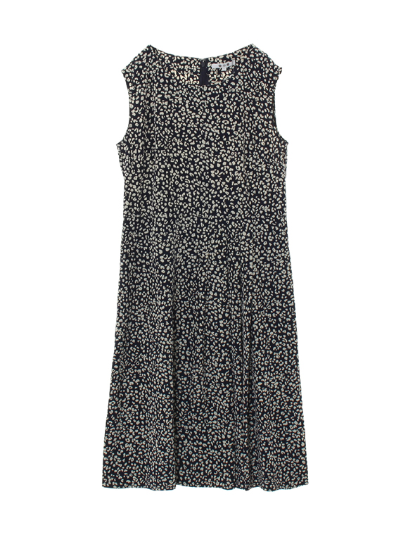 small leopard print dress