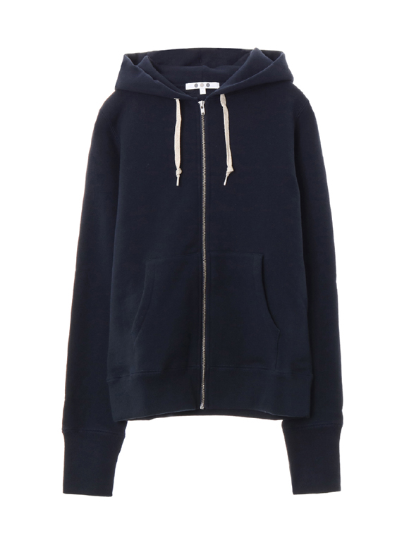 French terry l/s hoody