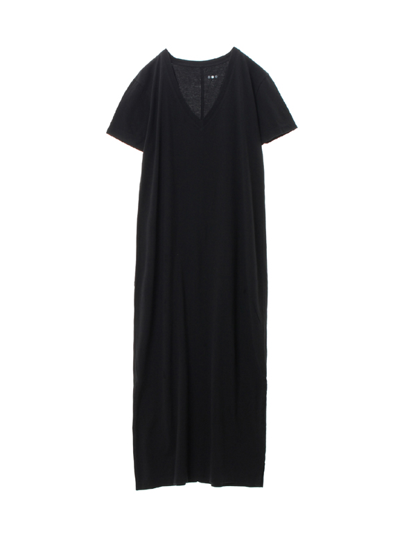 supima jersey t-shirt dress