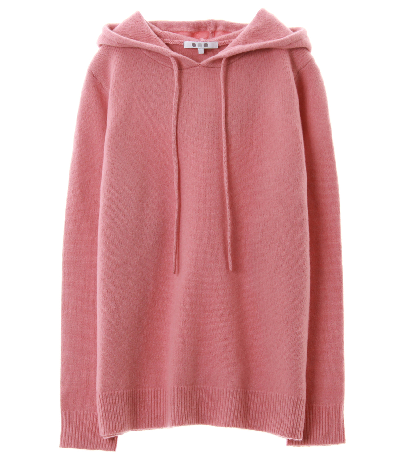 lt smooth wool hooded pullover 詳細画像 dusty rose 1