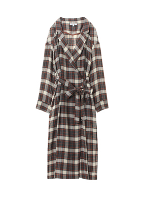 big plaid dress 詳細画像
