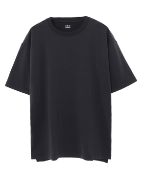 stretch terry s/s crewneck 詳細画像