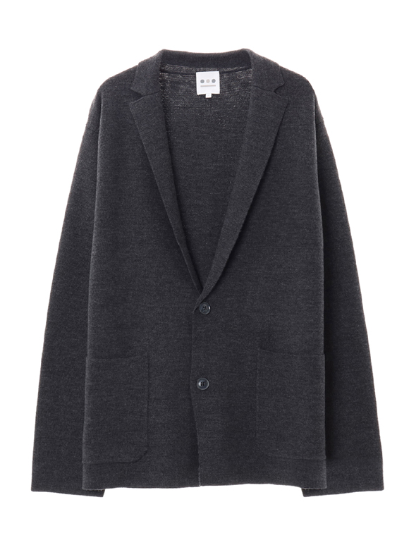 milano rib tailored jacket