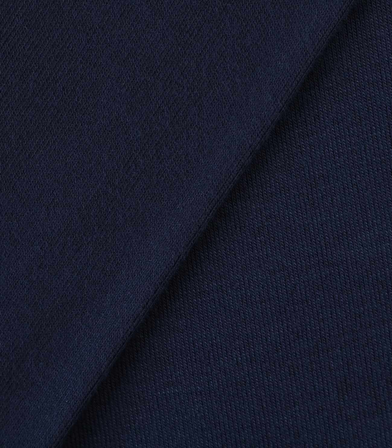 luxe rib button up cardigan 詳細画像 night iris 7