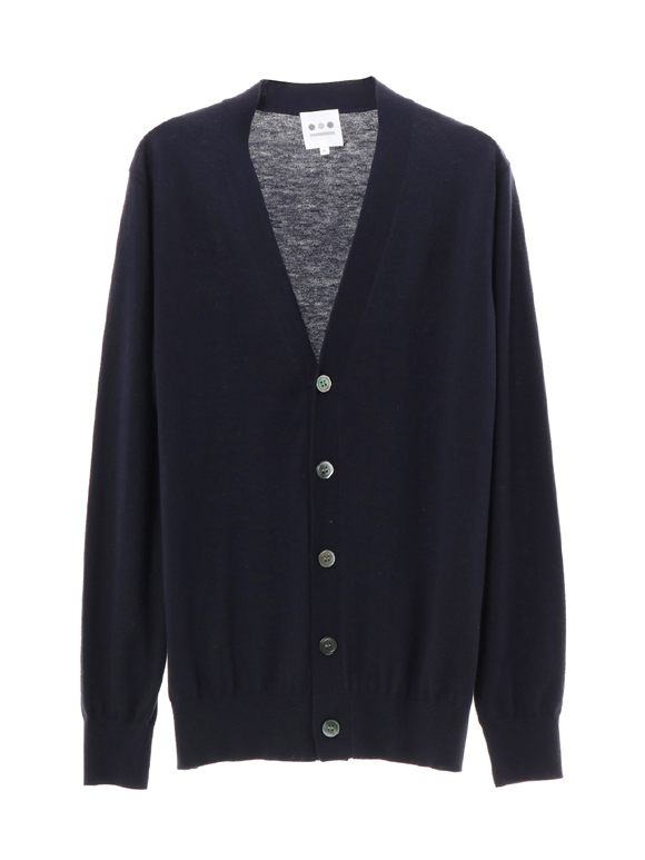cotton wool l/s cardigan