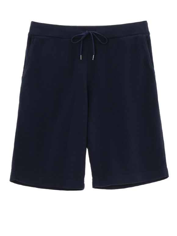 twill double blister short