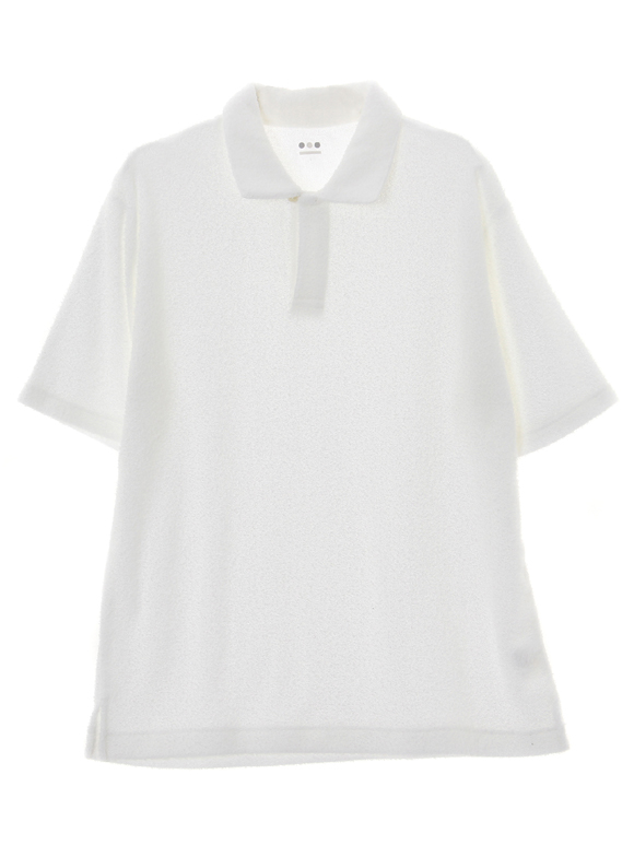 soft pile s/s skipper polo