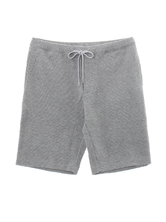 stretch doubleface shorts