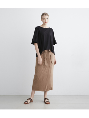 travel line skirt 詳細画像