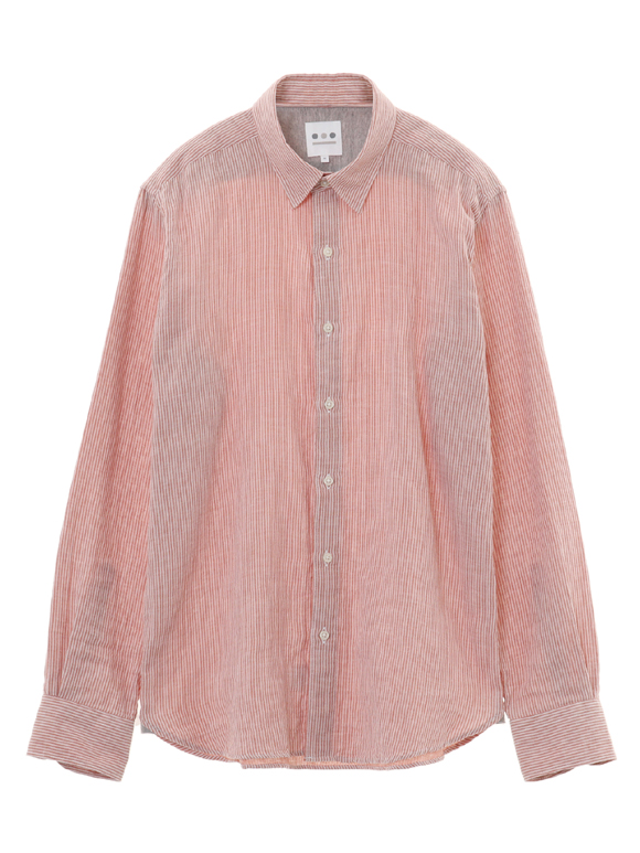 double gause stripe shirt