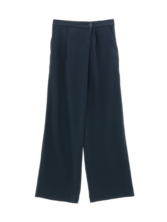 2way stretch cross over pant
