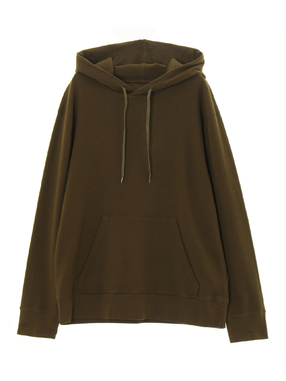 brushed thermal hoody