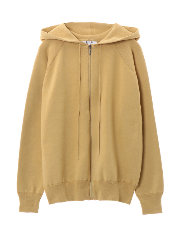 Gas cotton l/s loose hoody