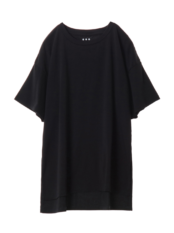 Smooth supima jersey big tee