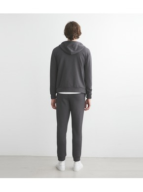 Men's cordura fleece zip up park 詳細画像
