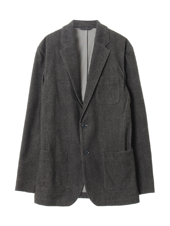 Men's duvettrico tailored jacket