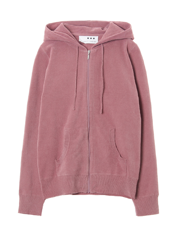 Mole sweater zip up hoody