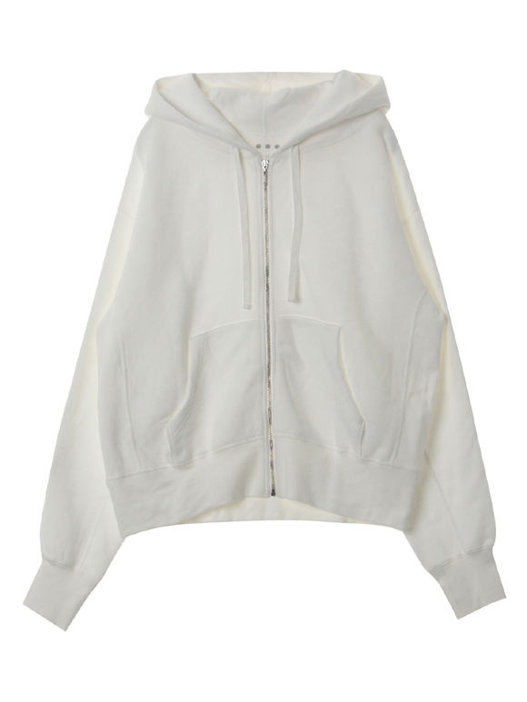 Lyocel cotton frenchterry hoody