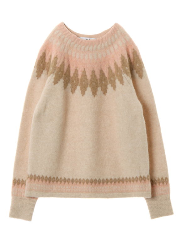 Nordic sweater l/s nordicsweater