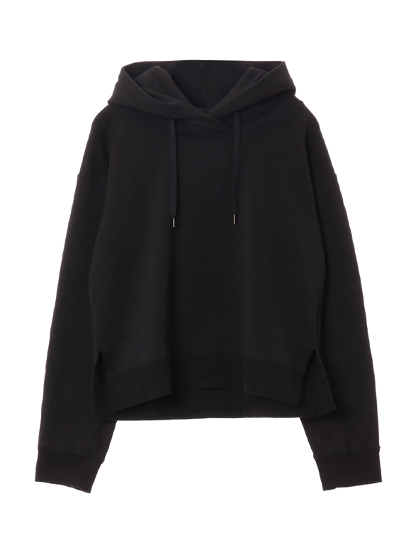 French terry l/s hoody pullover