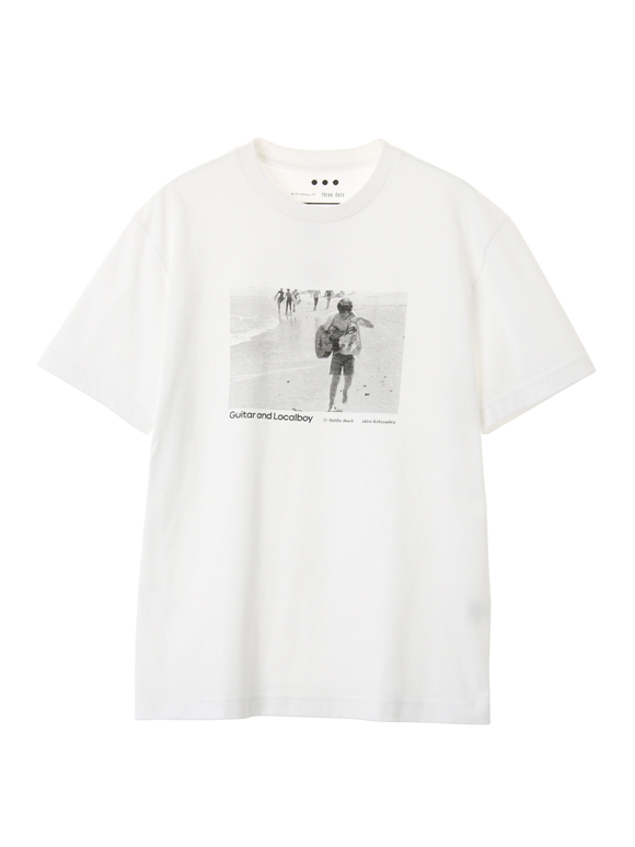 Graphic tee unisex s/s photo tee