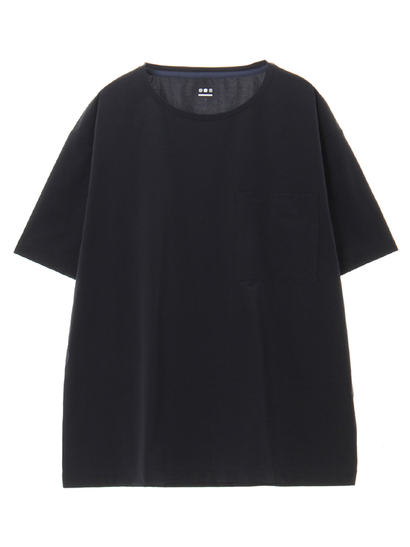 Men's travel line s/s pocket T