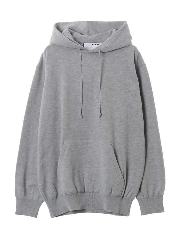 Men's cool max fine fleece pullover hoody