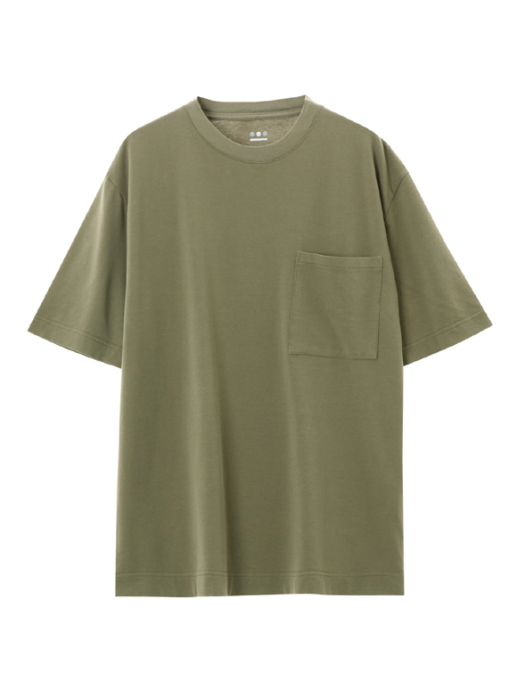Men's king terry80 pocketTshirts