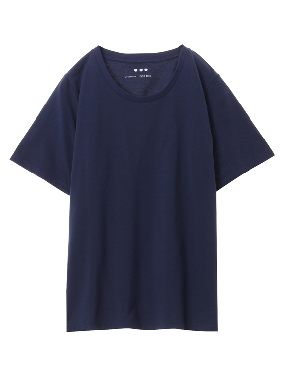 Powdery cotton s/s tee
