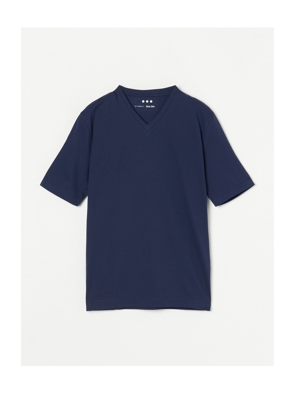 Men's powdery cotton s/s Vneck T
